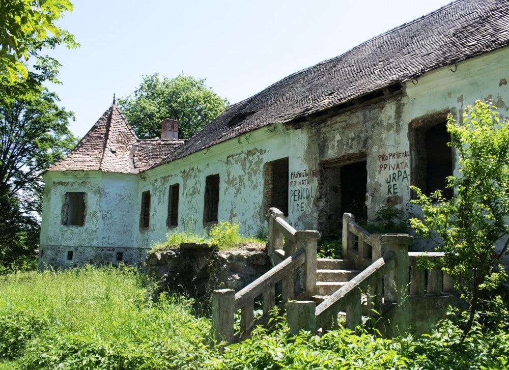 A Haller-Guthman-Valenta kastély