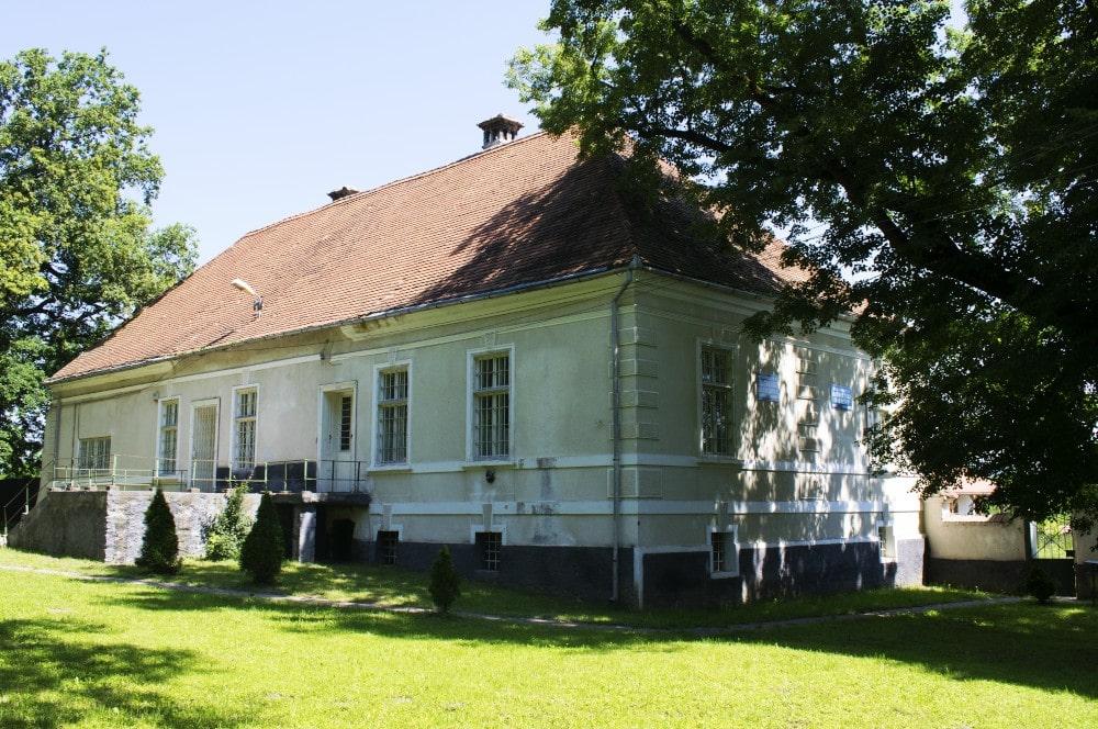 A Haller kastély