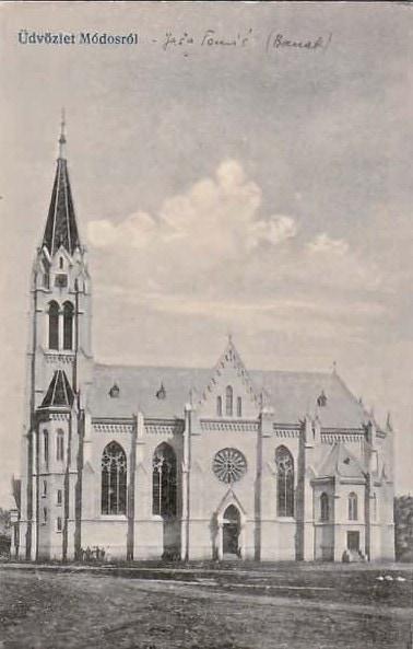 Ezt a templomot is lerombolták volna…