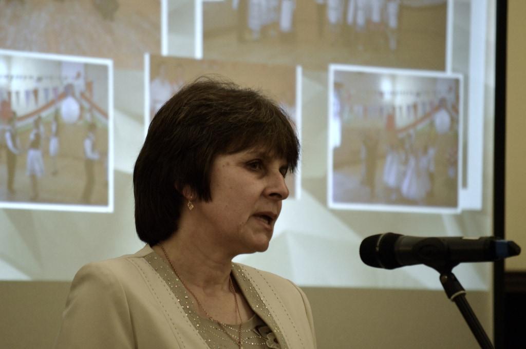Szokolovics Mária igazgatónő