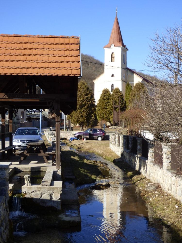 A kecsői evangélikus templom