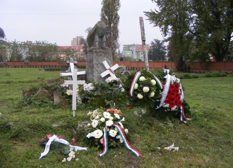 Újvidéken mai napig nem épülhetett meg a magyar áldozatok emlékműve