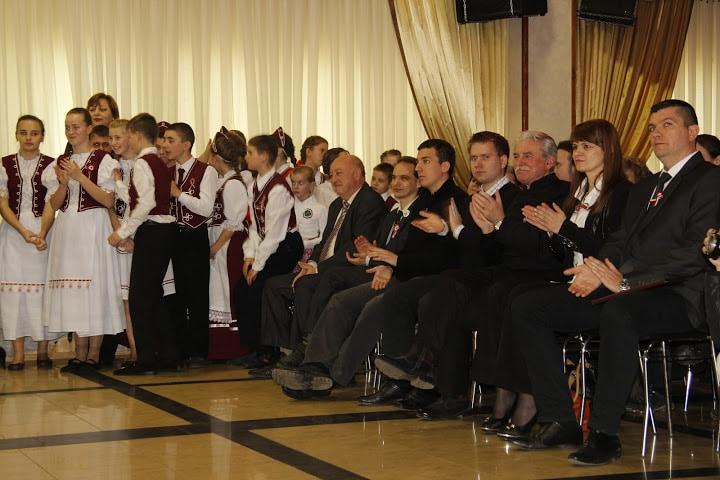 Az ünnepség (Kép: Izing Máté)