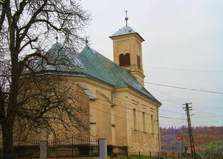 A műemlék templom